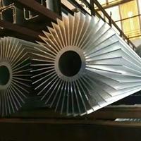 江陰鑫裕6063LED燈具散熱器型材