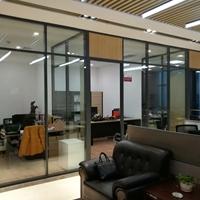 钢铝办公玻璃隔断
