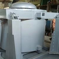 东莞液压可倾式铝合金熔炼炉 可倾式熔铝炉