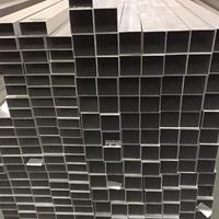 6063铝合金方管铝方通厂家,5052铝方管