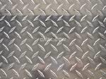 五条筋菱形橘皮纹花纹铝板