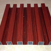 孝感喷涂长城铝单板装饰 异型氟碳铝单板