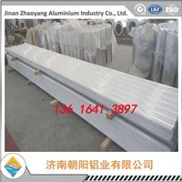 彩铝瓦0.8mm压型铝板瓦楞铝板生产厂家