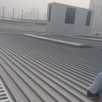 萌萧施工装配彩钢屋面板YX65-430型高立边