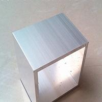 优质3003方铝管 铝方通 U型铝槽厂家直销