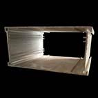 河南生产加工电源盒铝型材
