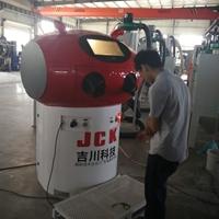 机器人外形喷砂机