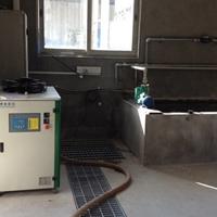 水池降温制冷办法 水池冷却控温方法