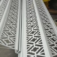临汾雕花铝窗花装潢 型材铝窗花厂家直销