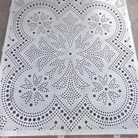 浙江湖州雕花雕刻铝单板厂家直销
