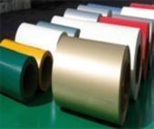 聚酯彩涂铝卷,氟碳彩涂铝卷生产