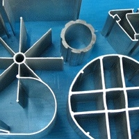 生产各种牌号铝合金型材