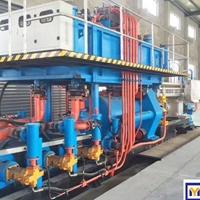 鎂合金擠壓成型設備,供應多種規格鎂材擠壓機