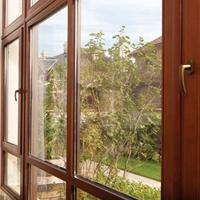 铝包木门窗-铝塑复合窗户