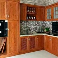 全铝家具-木纹转印铝单板