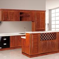 廠家批發清遠櫥柜型材 鋁合金木紋櫥柜鋁材