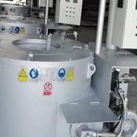 天燃气熔锌炉 坩埚式熔锌电炉