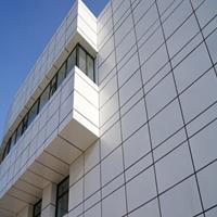 幕墙氟碳铝单板_酒店外墙装饰氟碳铝单板