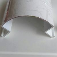汕头市加油站护角柱子铝圆角型材批发价