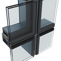 南亚牌铝型材幕墙型材
