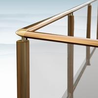 南亚牌铝型材栏杆型材