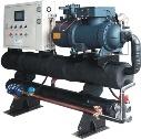 化工水处置赏罚赏罚循环螺杆式冷水机婚配型号