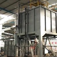 东莞铝合金热处理设备 立式抽底炉 T4炉