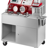 密度当量仪、铝合金热分析仪组合