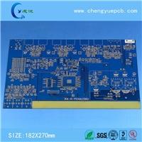pcb雙面板大功率功放板電源線路板廠家