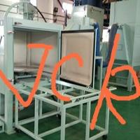 半导体制造设备部件清洗喷砂机