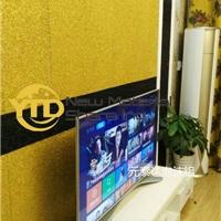 泡沫铝用于电视背景墙 家居生活