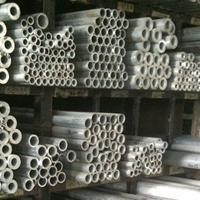 天津厚壁铝管! 6061挤压铝管