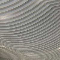 铝方通_弧形铝单板_弧形铝天花