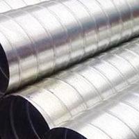 镀锌螺旋风管通风排烟管道 排风换气管道