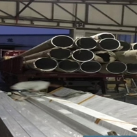 供应高硬度铝合金圆棒 5652易焊接超硬铝管