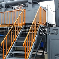 现下流行的废气处理设备催化燃烧装置的优势
