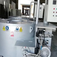東莞燃氣熔鋁爐 節能環保燃氣爐