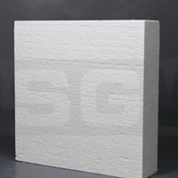 硅酸铝纤维板用作工业炉背衬厂家直销