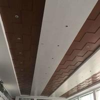 广西广汽本田4S店展厅专项使用金属吊顶天花