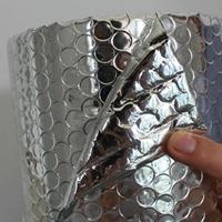 雙層納米氣囊反射層管道工廠氣泡膜