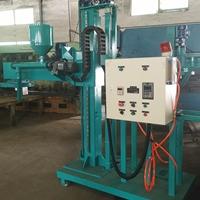 铝液旋转喷吹精炼除气机 移动式除渣机