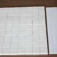 氧化鋁耐磨陶瓷片 規格:10?10?3 含量92