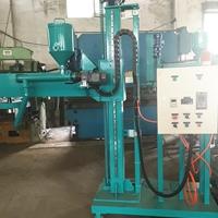 佛山铝液精炼除气机  自动喷粉除气机