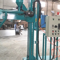 东莞除气机厂家 移动式铝液精炼机