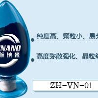 纳米氮化钒临盆加工中航纳米