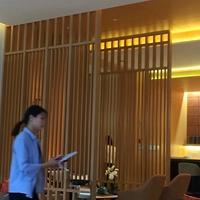 铝窗花_广州铝窗花厂家_中式木纹铝窗花