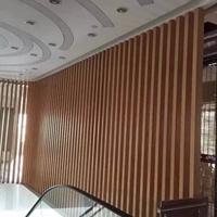 德普龙铝方通天花吊顶 外墙木纹铝方通供应