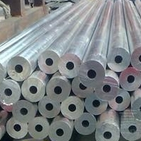 6063挤压铝管铝管  6061锻件铝管