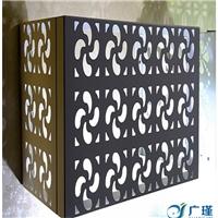 厂家供应材料铝空调罩木纹铝空调罩