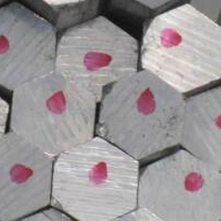 环保2011小直径六角铝棒
